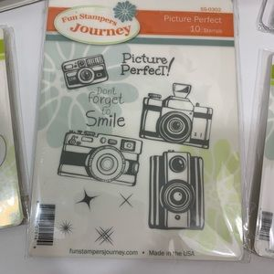 Fun Stampers Journey Office - Fun Stampers Journey Bundle